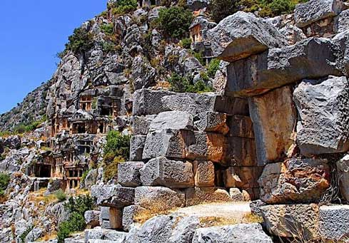 Пещера Бельдиби (Турция- Анталья)