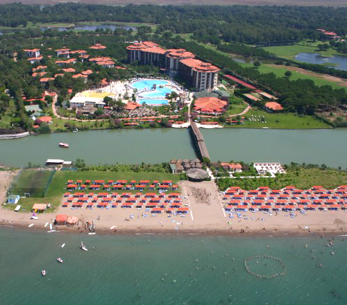 Letoonia Golf Resort Hotel.Белек