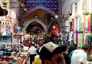 Великий базар в Стамбуле