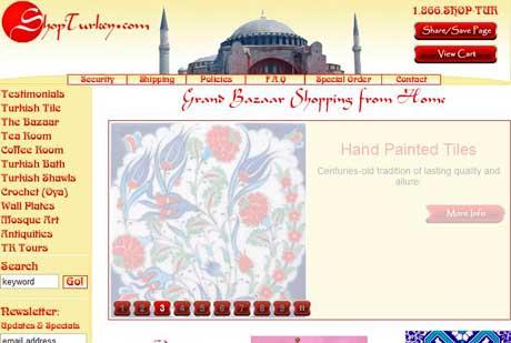 Интернет магазины Турции набирают популярность.
