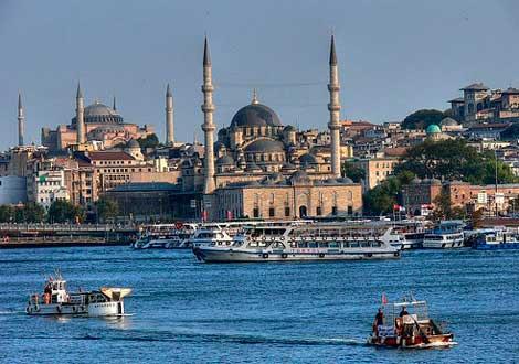 Стамбул – сердце Турции.