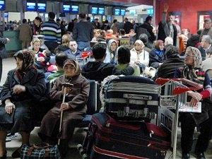 Аэропорты Стамбула не справляются с нагрузкой