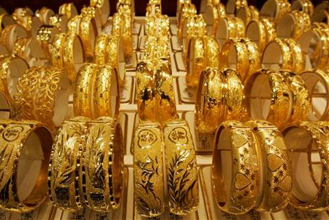 Как распознать фальшивое золото.