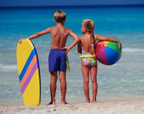 Как организовать идеальный отдых в Турции с ребенком?