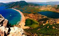 Знаменитый черепаший остров