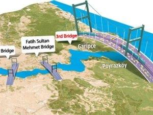 Третий мост через Босфор будет построен в течение трех лет