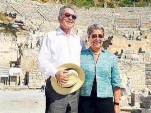 Австрийский президент побывал в Эфесе