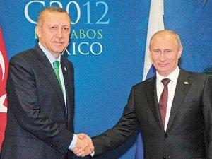 Эрдоган и Путин обсудили судьбу Сирии