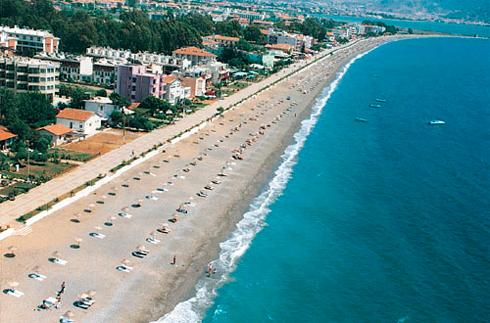 Фетхие - самый романтический город Турции.