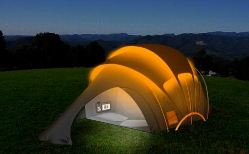 Правильный выбор палатки с помощью сайта Travel4u.