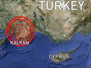 Землетрясение встряхнуло Турцию и Грецию