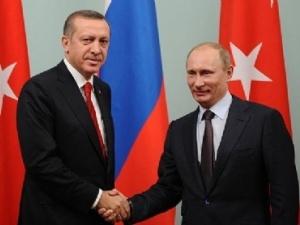 Турецкий премьер Эрдоган побывал с визитом в Москве