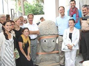 Уникальная скульптура царя хеттов обнаружена в Турции