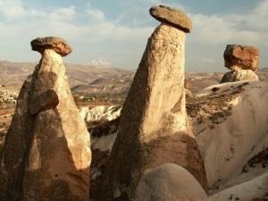В Каппадокии обнаружена вырезанная в скале мечеть