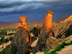 Каппадокия за семь месяцев привлекла более миллиона туристов