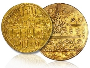 Золото Османской империи