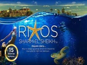 Первый турецкий отель Rixos открылся в Шарм-эль-Шейхе