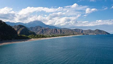 Курорт Турции Чиралы.