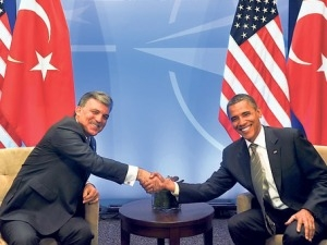 Президент Турции Гюль поздравил Обаму с победой на выборах