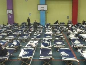 Турецкие города готовятся предоставить убежища бездомным