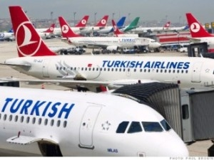 Турецкие Авиалинии продолжают расширяться